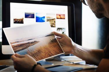 デザインソフトを利用せずに、管理画面上でアイキャッチ画像などを美しく加工可能